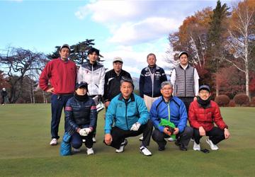 春季ゴルフコンペ