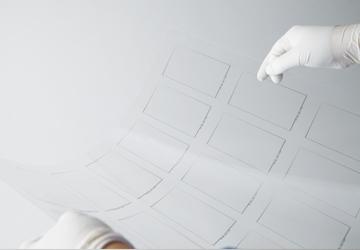 静電容量方式タッチパネル